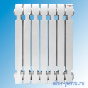 Радиатор чугунный KONNER Модерн-500 (130 Вт)