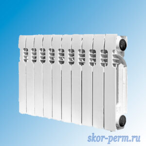 Радиатор чугунный Ogint 300 эмаль (82 Вт)