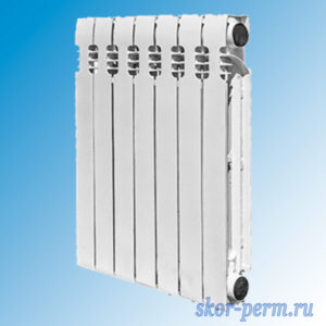 Радиатор чугунный Ogint 500 эмаль (120 Вт)