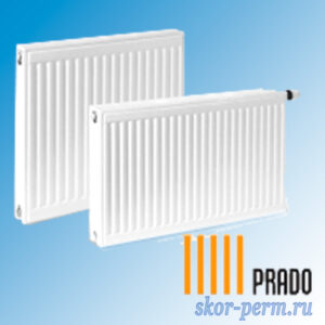 Радиатор ст. PRADO Classic 11*500*800 (823 Вт)