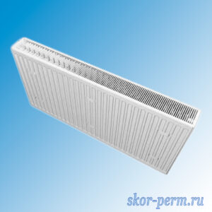 Радиатор стальной NED C22х500х1000 боковое подключение (1870 Вт)