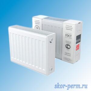 Радиатор стальной STI Compact 22х300х500 (698 Вт)