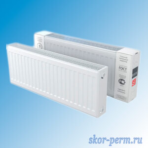 Радиатор стальной STI Compact 22х300х800 (1117 Вт)