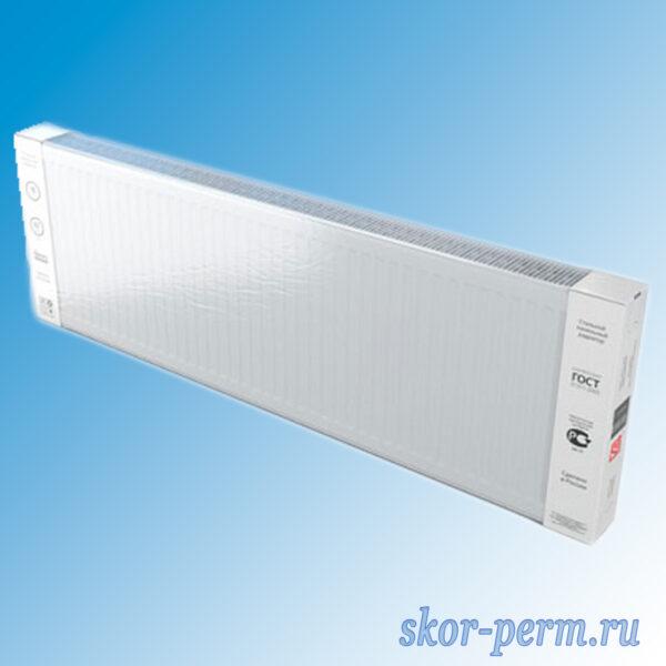 Радиатор стальной панельный STI Compact