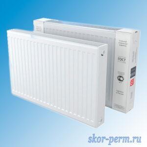 Радиатор стальной STI Compact 22х500х800 (1764 Вт)
