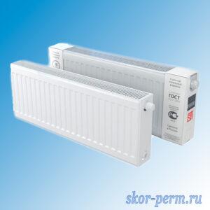 Радиатор стальной STI Ventil Compact 22х300х1000 подвод универсальный (1397 Вт)