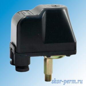 Реле давления UNIPUMP РМ/5 наружная резьба 1/4″ (1,0 – 5,0 бар)