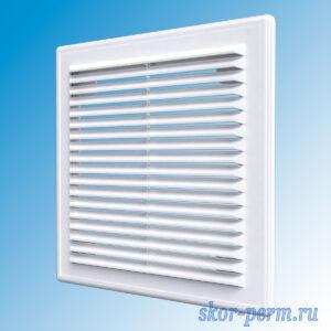 Решетка вентиляционная 150х150 разъемная, без сетки