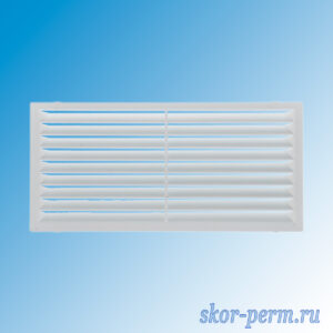 Решетка вентиляционная 170х80 без рамки, без сетки