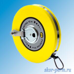 Рулетка 10 м (лента мерная)