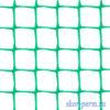 Сетка садовая пластиковая 15х15 зеленый