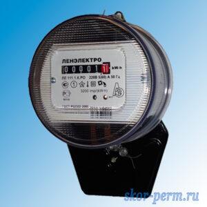 Счетчик электрический ЛЕ111.1.К.РО(5-60А) однофазный