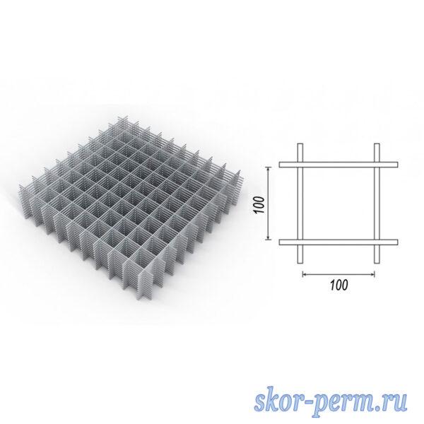 Сетка кладочная 100х100 мм