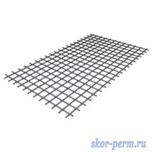 Сетка кладочная ячейка 50х50 мм, D=3,0 мм, размер 380х1500 мм (0,57 м2)