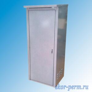 Шкаф для газового баллона емкостью 50 литров