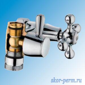 Смеситель FRAP F2226 для ванны 1/2 керамическая, настенный