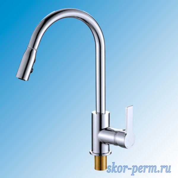 Смеситель KONNER КIT1203 для кухни