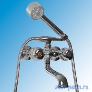 Смеситель для ванны 1/2 кер. MIXLINE ML01-01