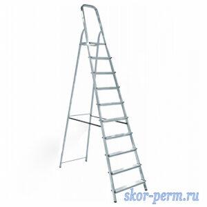 Стремянка стальная 10 ступеней