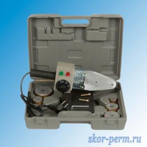 Комплект оборудования AQUAPROM P40/6 для сварки полипропилена 1500 Вт (20-25-32-40-50-63)