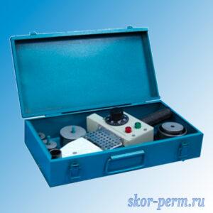 Комплект оборудования AQUAPROM M30/3 для сварки полипропилена 2000 Вт (20-25-32)