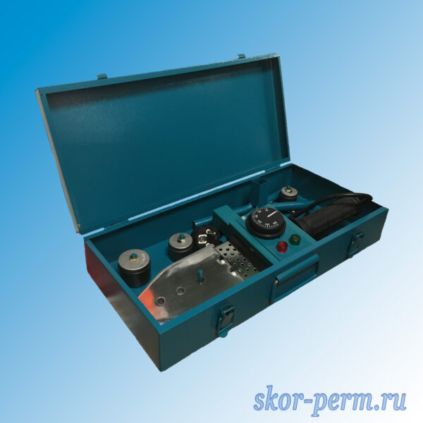 Комплект оборудования AQUAPROM для сварки полипропилена
