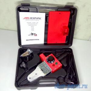 Комплект оборудования ASPIPE для сварки полипропилена 600 Вт (20-25-32)