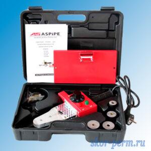 Комплект оборудования ASPIPE для сварки полипропилена