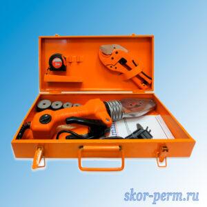 Комплект оборудования LAMMIN для сварки полипропилена 1500 Вт (20-42)