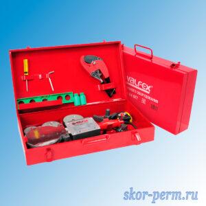 Комплект оборудования VALFEX для сварки полипропилен