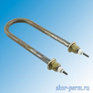 ТЭН для воды 1,0 кВт D13мм, штуцер G1/2″ (45 А 13/1,0 P 220 ф2 R30)