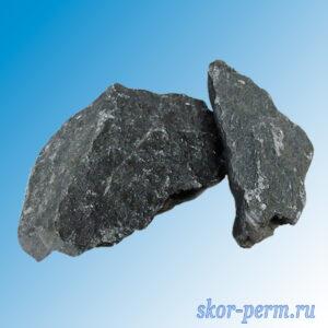 Камни для банных печей ТАЛЬКОХЛОРИТ (20 кг)