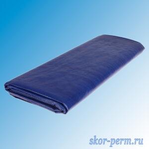 Тент защитный с люверсами плотность 180 г/м2 синий