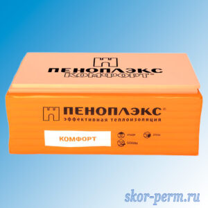 Теплоизоляция ПЕНОПЛЭКС Комфорт Т-15 30х585х1185