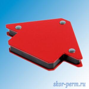 Угольник магнитный для сварки (45, 90, 135 градусов) усилие до 11 кг