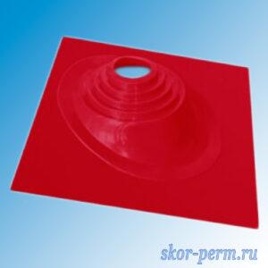 Уплотнитель кровельный угловой Мастер-Флеш №1 (75-200 мм), красный