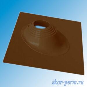 Уплотнитель кровельный угловой Мастер-Флеш №2 (203-280 мм), коричневый