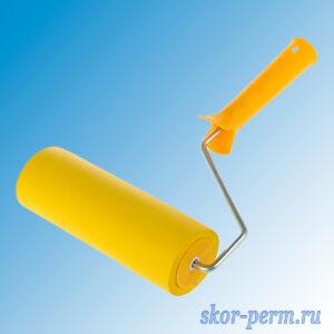 Валик прижимной резина 150 мм