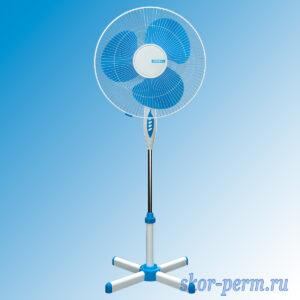 Вентилятор напольный 40 Вт, 3 режима