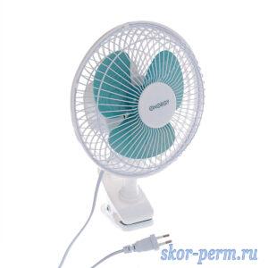 Вентилятор настольный ENERGY прищепка
