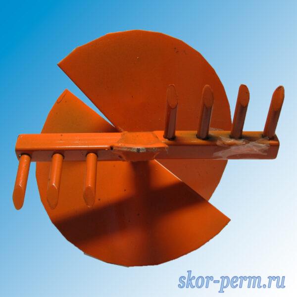 Ямобур ручной D=250 мм с удлинением