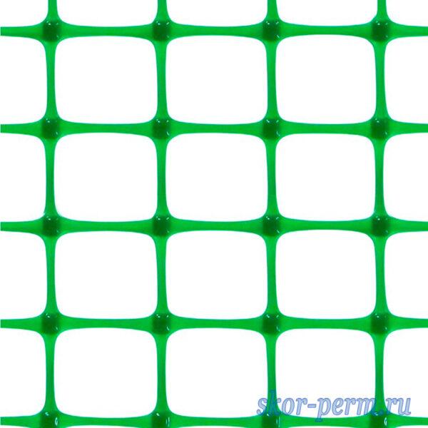 Сетка садовая пластиковая 20х20 зеленый