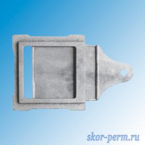Задвижка печная 3В-1У (190х180)