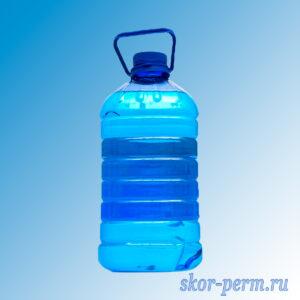 Жидкость стеклоомывающая ВЕГА, 4,3л.