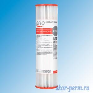 Картридж механической очистки SL 10″ 5 мкм для горячей воды (К700)