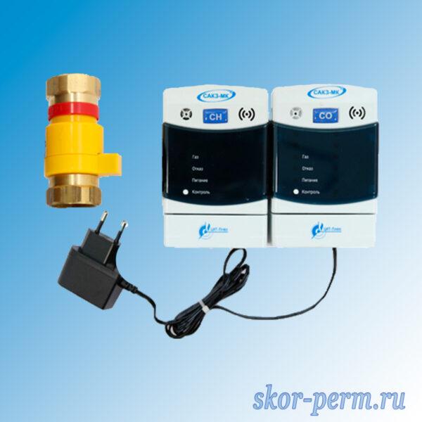 Сигнализатор загазованности САКЗ МК-2
